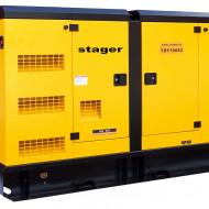 Stager YDY100S3 Generator insonorizat diesel trifazat 91kVA, 131A, 1500rpm