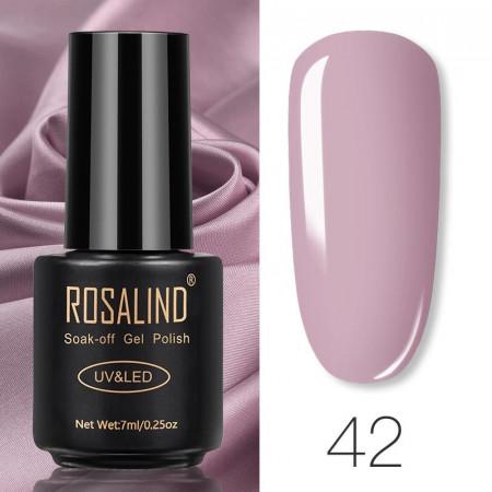 Oja Semipermanenta Rosalind 7ml - 42