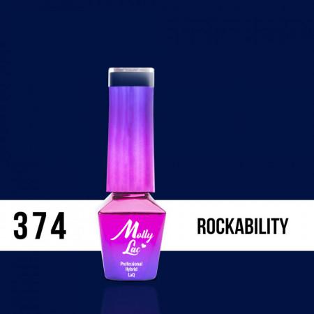 374 Rockability Molly Lac 10 ml Oja Semipermanenta