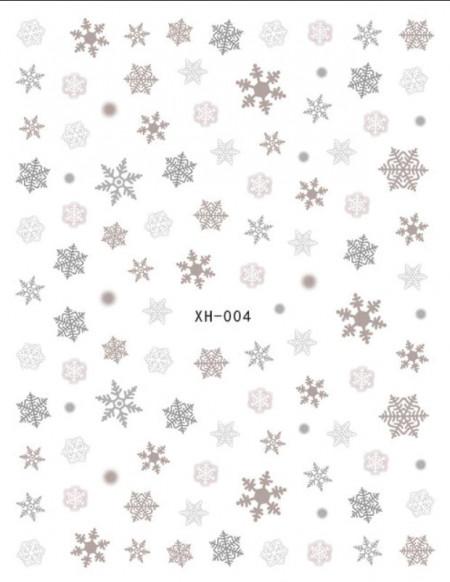 Sticker unghii XH005