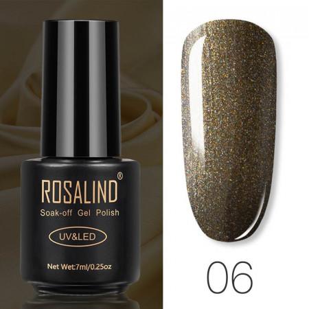 Oja Semipermanenta Rosalind 7ml - 06