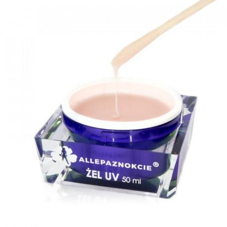 Perfect French Delicate Gel UV 50 ml - Allepaznokcie