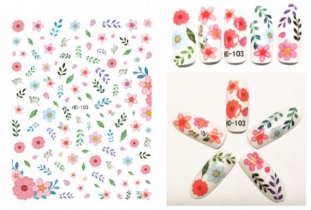 Sticker unghii HC103