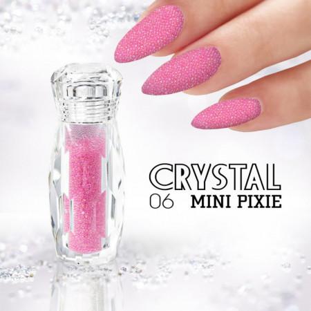 Sticluta Cristale Mini Pixie 06 Pink