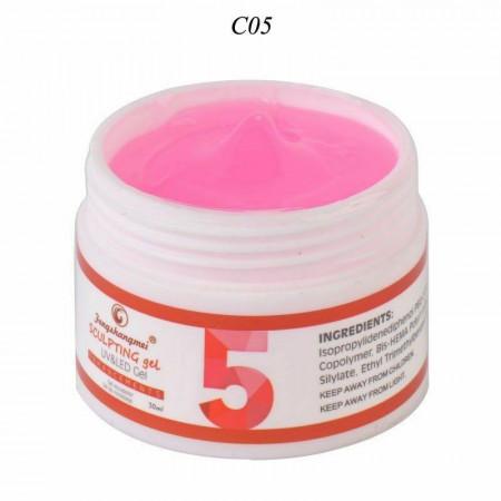 Gel UV Constructie FSM 50 ml - 5