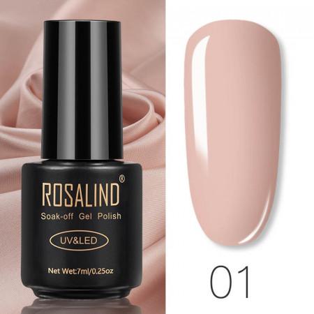 Oja Semipermanenta Rosalind 7ml - 01