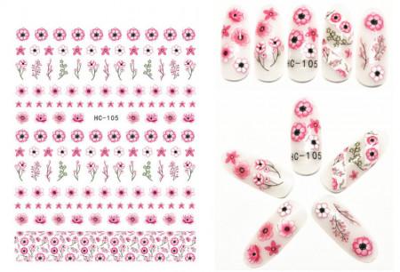 Sticker unghii HC105