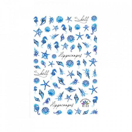 Sticker unghii R103