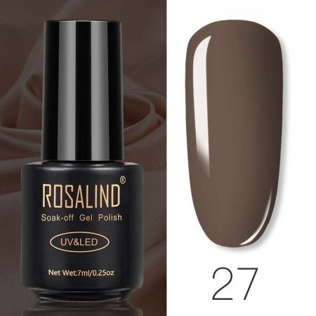 Oja Semipermanenta Rosalind 7ml - 27