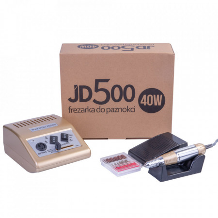Freza Unghii JD500 40W - 35000 RPM GOLD