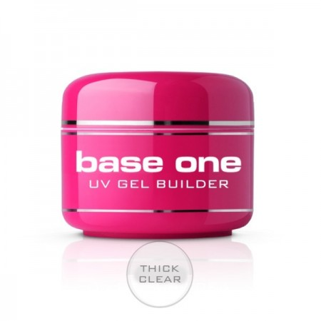 Base One Gel UV Thick Clear 50 ml