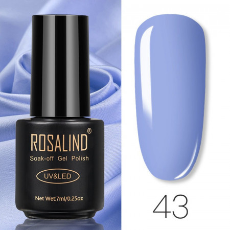 Oja Semipermanenta Rosalind 7ml - 43