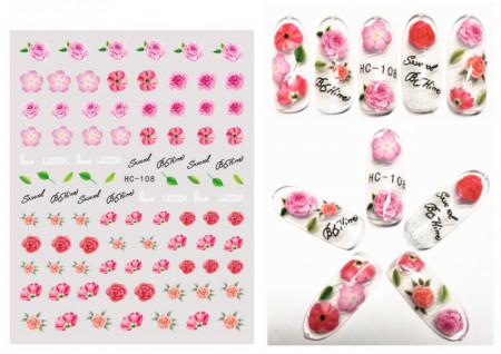 Sticker unghii HC108