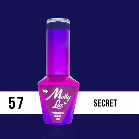 57 Secret Molly Lac 10 ml Oja Semipermanenta