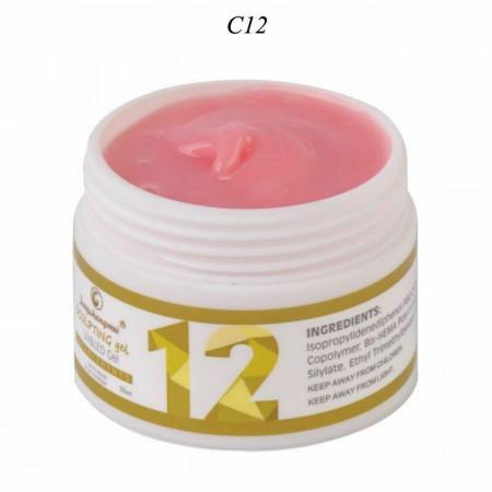 Gel UV Constructie FSM 50 ml - 12