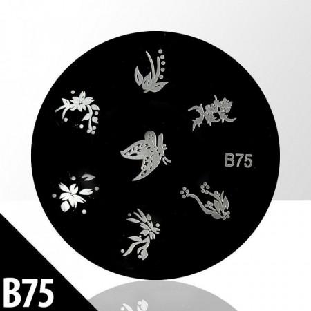 Matrita pentru stampila B75