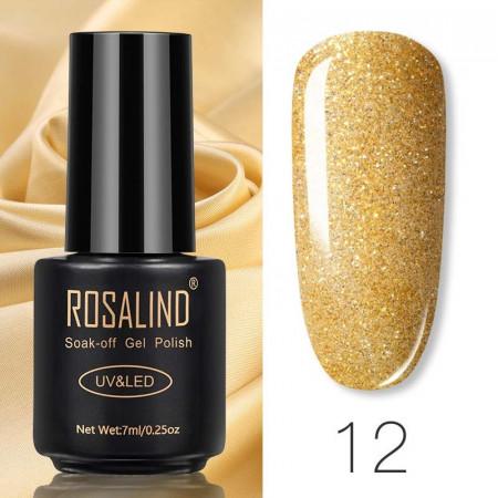 Oja Semipermanenta Rosalind 7ml - 12
