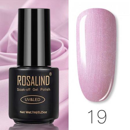 Oja Semipermanenta Rosalind 7ml - 19