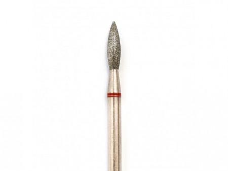 Bit cuticula Rosu Flacara 2.3 mm