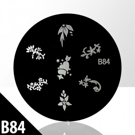 Matrita pentru stampila B84