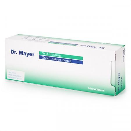 Pungi sterilizare autosigilante Dr. Mayer 90x260mm set 200