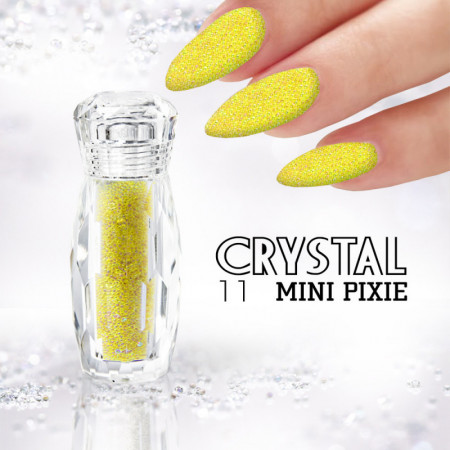 Sticluta Cristale Mini Pixie 11 Yellow