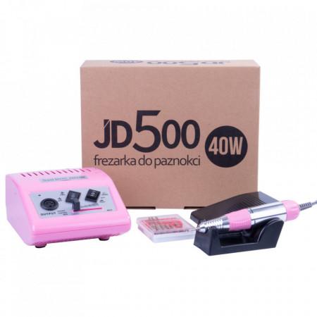 Freza Unghii JD500 40W - 35000 RPM PINK