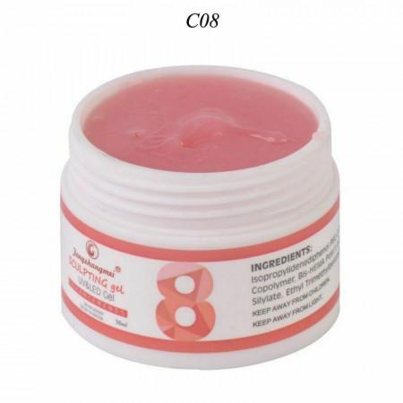 Gel UV Constructie FSM 50 ml - 8