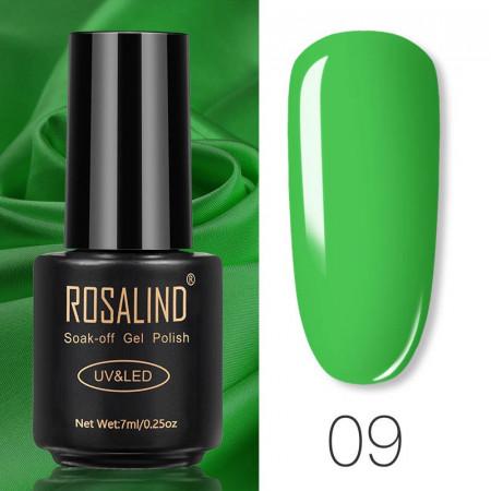 Oja Semipermanenta Rosalind 7ml - 09
