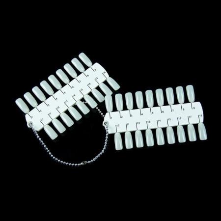 Paletar unghii cu lant - 36 pozitii