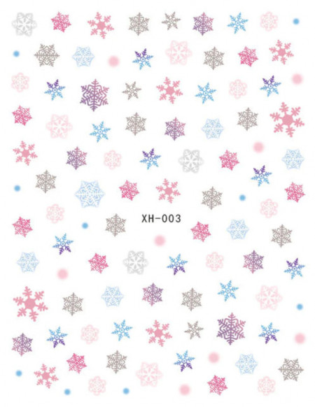 Sticker unghii XH003