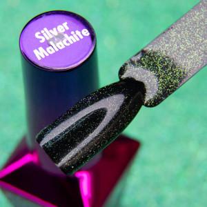 Magic Mood Silver Malachite Top no wipe Molly Lac 10 ml
