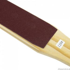 Pila din lemn, pentru calcaie