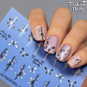 Tatuaje unghii Aero 49