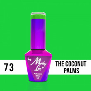 73 The Coconut Palms Molly Lac 10 ml Oja Semipermanenta