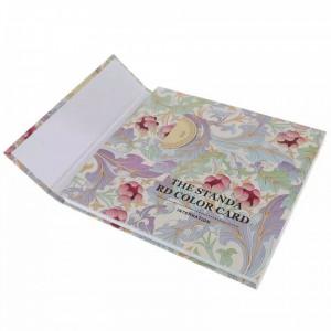 Catalog prezentare culori 120 pozitii - flower