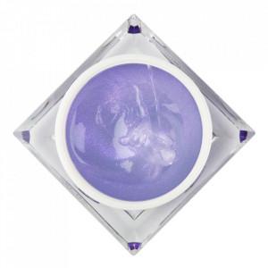Jelly Moonlight Violet Gel UV 50 ml - Allepaznokcie (cu particule de sclipici)