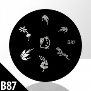 Matrita pentru stampila B87