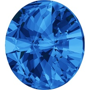 Swarovski Elements Rivoli 1122 - Sapphire, 6mm