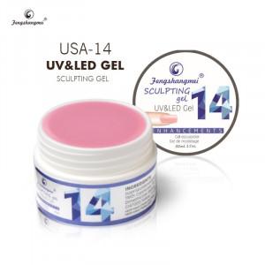 Gel UV Constructie FSM 50 ml - 14
