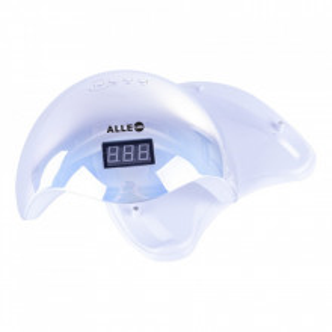Lampa UV/LED 48W Molly Lux 5 Holografic Silver