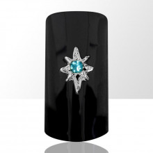 Set 2 bijuterii pentru unghii, nail art D27/1