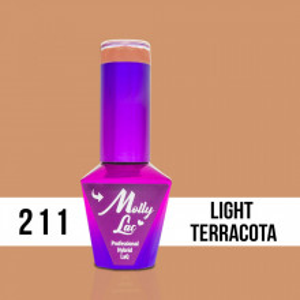 211 Light Terracota Molly Lac 10 ml Oja Semipermanenta