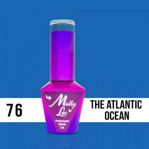 76 The Atlantic Ocean Molly Lac 10 ml Oja Semipermanenta