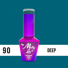 90 Deep Molly Lac 10 ml Oja Semipermanenta