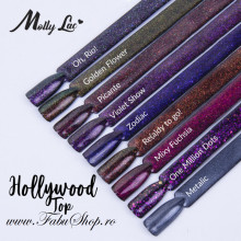 Hollywood Re(a)dy to go! Top No Wipe Molly Lac 10 ml