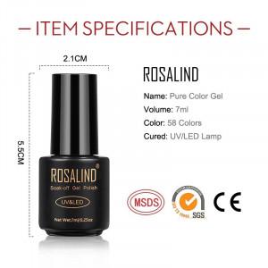 Oja Semipermanenta Rosalind 7ml - 49