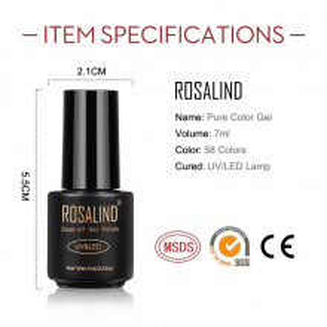 Oja Semipermanenta Rosalind 7ml - 56