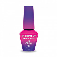 Recovery Fiber Base Molly Lac Clear Pink 10 ml