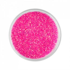 Shine Neon 12 Rose - Sclipici pentru unghii